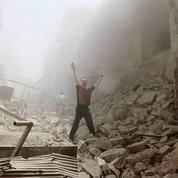 Alep sous les bombes du régime d'Assad