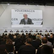 Malgré le scandale, Volkswagen compte renouer avec les profits