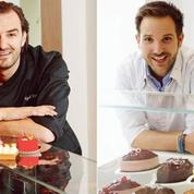Lignac et Michalak, pop stars de la pâtisserie
