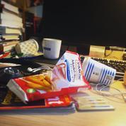 Quand vos collègues transforment votre bureau en poubelle