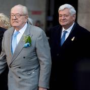 Le FN ne veut plus des soutiens de Jean-Marie Le Pen dans ses instances
