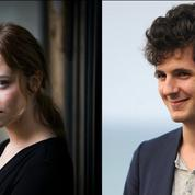 Lou de Laâge et Vincent Lacoste, meilleurs espoirs du cinéma français