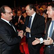 Hollande et sa majorité: quatre ans de relations contrariées