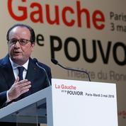 François Hollande à son plus bas niveau historique