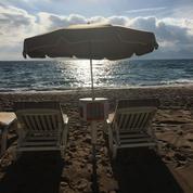 Un coffre-fort sur la plage pour se baigner en toute tranquillité