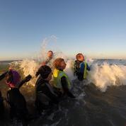 Longe-côte : à Dunkerque, une heure avec les joggeurs de la mer