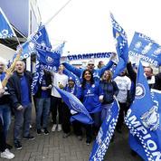 Pour fêter le titre, les supporters de Leicester vont recevoir des pizzas et des bières gratuites