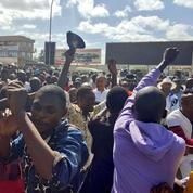 RDC : la foule accompagne au tribunal Moïse Katumbi, candidat à la présidentielle