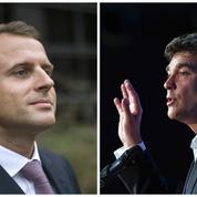 «Ni Arnaud Montebourg ni Emmanuel Macron ne font l'unanimité à gauche»