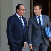 Le fait politique du jour : Hollande et Macron face au défi du pacte