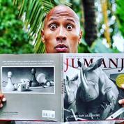 Jumanji : Dwayne Johnson rend hommage à Robin Williams