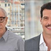 Cannes : Woody Allen n'est pas vexé, Laurent Lafitte justifie sa blague