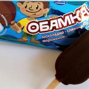 Russie: les glaces au chocolat «Petits Obama» font polémique