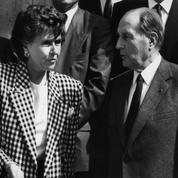 Edith Cresson est nommée premier ministre le 15 mai 1991