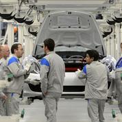 En Allemagne, les salariés de l'industrie décrochent une forte hausse de salaire