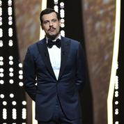 Cannes: Laurent Lafitte s'excuse après sa blague sur le viol