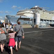 À Saint-Nazaire, l'Harmony of the Seas a dopé le tourisme