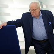 Jean-Marie Le Pen qualifie les sanctions du FN de «comédies»