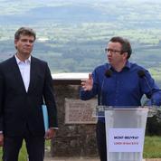 Jérôme Jaffré: «Nous entrons dans la quadripartition de l'espace politique»