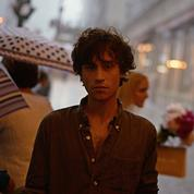 Max Jury, jeune espoir masculin du rock américain