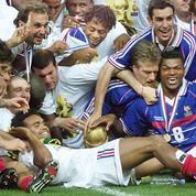 Pour l'Euro 2016, Betclic offre de l'argent aux bons parieurs... de la Coupe du monde de 1998