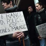 Manifestations de policiers: des initiatives extrêmement rares