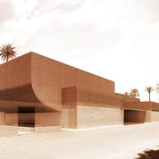 Marrakech et Yves Saint Laurent: de la muse au musée
