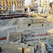 Le passé de Naples lu dans le plomb