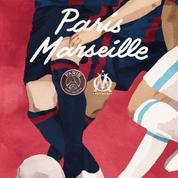 L'affiche de la finale de Coupe de France revisitée par un artiste