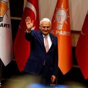 En Turquie, un fidèle d'Erdogan nommé premier ministre