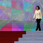 La Chine fait plonger Taïwan