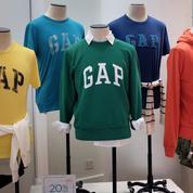 Gap n'arrive pas à redresser la barre, face à Zara et Amazon