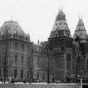 Le Rijksmuseum d'Amsterdam, un musée déjà très moderne... en 1885