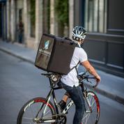 La livraison de repas à domicile, un jackpot pour les cyclistes