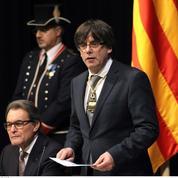 Carles Puigdemont:«Tout cela va se finir par un État catalan indépendant»