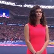 Coupe d'Angleterre : elle oublie de chanter alors qu'elle devait interpréter God Save the Queen