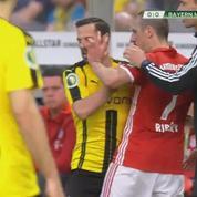 Franck Ribéry auteur d'un geste regrettable en Coupe d'Allemagne