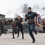 Captain America: Civil War franchit la barre du milliard de dollars