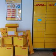 DHL ouvre des consignes chez Franprix, Intermarché et Total
