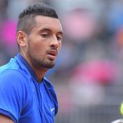 Roland-Garros : Kyrgios s'énerve déjà et fait allusion à Djokovic