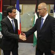 Proche-Orient : Valls décline poliment l'offre de Nétanyahou