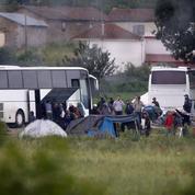 La Grèce évacue le camp de migrants d'Idomeni