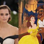 La Belle et la Bête en chair et en os avec une mystérieuse Emma Watson