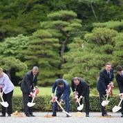 Croissance, terrorisme, migrations: le G7 a du pain sur la planche