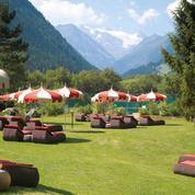 Au Tyrol, séjour de luxe à l'hôtel des Bleus