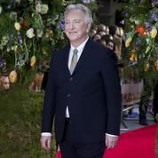 Par testament, Alan Rickman fait don de plus de 100.000 £