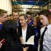 Sarkozy confie son «impatience» à être candidat