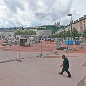 Fans zones: à Saint-Étienne et Lyon, des lieux de fête contestés