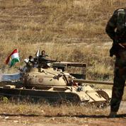 Irak : les Kurdes lancent l'offensive vers Qaraqosh la chrétienne