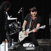 Loin d'Amber Heard, Johnny Depp part en tournée en Europe